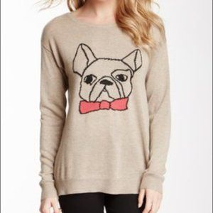 Willow and Clay Frenchie Pullover Sweater